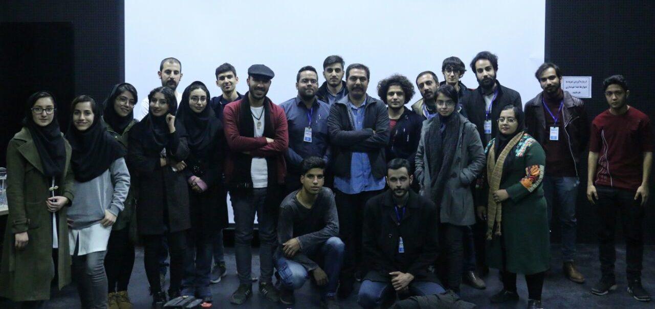 چهارمین دوره جشنواره هکاتوم، ورکشاپ فیلم تجربی«علی رشیدی فر»